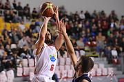 DESCRIZIONE : Roma LNP A2 2015-16 Acea Virtus Roma Assigeco Casalpusterlengo<br /> GIOCATORE : Guido Meini<br /> CATEGORIA : tiro<br /> SQUADRA : Acea Virtus Roma<br /> EVENTO : Campionato LNP A2 2015-2016<br /> GARA : Acea Virtus Roma Assigeco Casalpusterlengo<br /> DATA : 01/11/2015<br /> SPORT : Pallacanestro <br /> AUTORE : Agenzia Ciamillo-Castoria/G.Masi<br /> Galleria : LNP A2 2015-2016<br /> Fotonotizia : Roma LNP A2 2015-16 Acea Virtus Roma Assigeco Casalpusterlengo