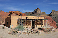Contrabando Movie Set, Big Bend Ranch State Park, Texas