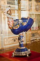 A piece of treasure from Versailles, Louvre Gallery