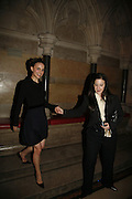 """Natalie Portman, UK Premiere of """"V For Vendetta"""" after party in the Royal Courts of Justice. The Strand.  London, 8 March 2006. ONE TIME USE ONLY - DO NOT ARCHIVE  © Copyright Photograph by Dafydd Jones 66 Stockwell Park Rd. London SW9 0DA Tel 020 7733 0108 www.dafjones.com"""