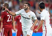 Sevilla v Sigma Olomuc - UEFA Europa League Play Off Second Leg