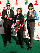 Luis Ramirez attends the 10th Annual Latin Grammy Awards at the Mandalay Bay Hotel in Las Vegas, Nevada on November 5, 2009.