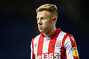 Mark Duffy of Stoke City during the EFL Sky Bet Championship match between Sheffield Wednesday and Stoke City at Hillsborough, Sheffield, England on 22 October 2019.