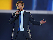 May 8, 2016 - Orlando, FL, USA - Prince Harry speaks during opening ceremonies for the Invictus Games at Disney's ESPN Wide World of Sports in Orlando, Fla., on Sunday, May 8, 2016. <br /> ©Exclusivepix Media