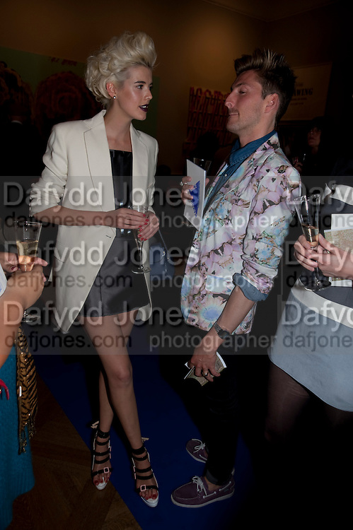 AGYNESS DEYN; HENRY HOLLAND, Royal Academy Summer Exhibition 2009 preview party. royal academy of arts. Piccadilly. London. 3 June 2009.
