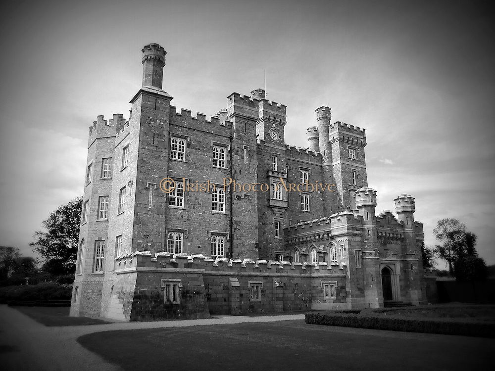 Killeen Castle, Dunsany, Meath, built c.1820,