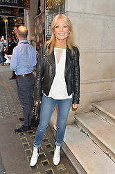 GABY ROSLIN at a Gala Performance of Impossible at the Noël Coward Theatre, 85-88 Saint Martin's Lane, London on 13th July 2016.