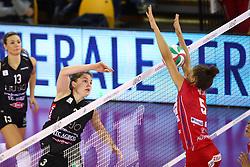23-11-2016 ITA: Nordmeccanica Modena - Foppapedretti Bergamo, Modena<br /> Modena verliest met 3-1 van Bergamo / Yvon Belien #3<br /> <br /> ***NETHERLANDS ONLY***