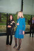 OLIVIA HARRISON; PENELOPE TREE, Exhibition opening.- Rory McEwen - The Colours of Reality,   Shirley Sherwood Gallery of Botanical Art, Kew Gardens, TW9 2AH , London.  May 20, 2013