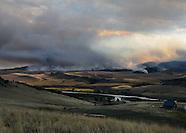 Eustis Fire  Clarkston, MT