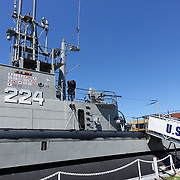 USS Cod - Museum Ship, Cleveland, Ohio, USA
