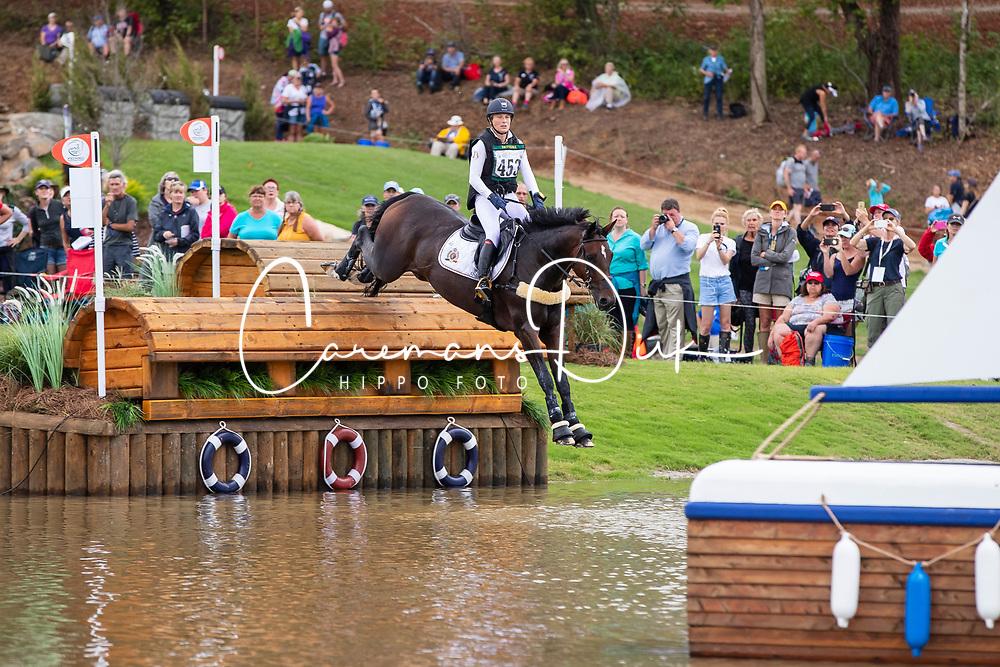 De Liedekerke-Meier Lara, BEL, Alpaga d'Arville<br /> World Equestrian Games - Tryon 2018<br /> © Hippo Foto - Dirk Caremans<br /> 15/09/2018