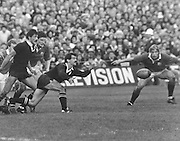 Dave Loveridge.  All Blacks v British Lions, Rugby Union. Date Unknown, Archival Rugby.