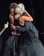 91st Oscars Lady Gaga, Bradley Cooper & Irina Shayk
