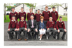 Rice College LCA Class 2010-2011 4 of 4.Back Row L-R Ryan Feehan, Patrick Tunney, Thomas Mortimer, Sean Kelly, Conor Geraghty, Darragh Reidy. Front Row L-R  John Conroy, Stephen King, Mr Michael Rabbette School Principal, Ms Julie Kennedy, LCA Co-Ordinator, Justin Sweeney and Dale McGuire. Pic Conor McKeown.
