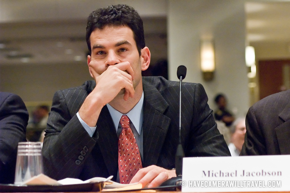"Michael Jacobsen. Commission staffers present Staff Statement No. 16, ""Outline of the 9/11 Plot."" The 9/11 Commission's 12th public hearing on ""The 9/11 Plot"" and ""National Crisis Management"" was held June 16-17, 2004, in Washington, DC."