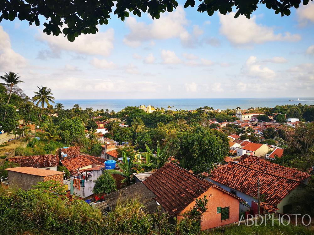 sdr_HDRB Olinda, Brazil, South America