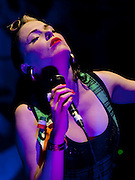 Imelda May plays to a packed Roundhouse in London