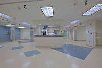 Westminster, MD Carroll Hospital Interior photograph of Operating Room Expansion by Jeffrey Sauers of Commercial Photographics