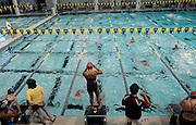 The Briarcliff Woods Beach Club Barracudas swim team competes at the DeKalb County Swimming Championships on Saturday, June 29, 2013 in Atlanta. (David Tulis/dtulis@gmail.com)