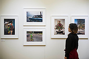 Work by William Eggleston in the Rose Gallery.  The inaugural edition of Photo London - London's first international photography fair, it aims to harness the growing audience for photography in the city and nurture a new generation of collectors. Photo London is produced by the consultancy and curatorial organisation Candlestar, known for their work with Condé Nast and the Prix Pictet photography award and touring exhibition. Photo London's public programme is supported by the LUMA Foundation.