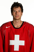 31.07.2013; Wetzikon; Eishockey - Portrait Nationalmannschaft; Morris Trachsler  (Valeriano Di Domenico/freshfocus)
