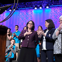 Election results for UUA President