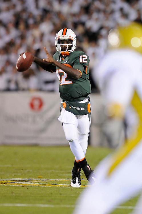 2008 Miami Hurricanes Football @ Georgia Tech