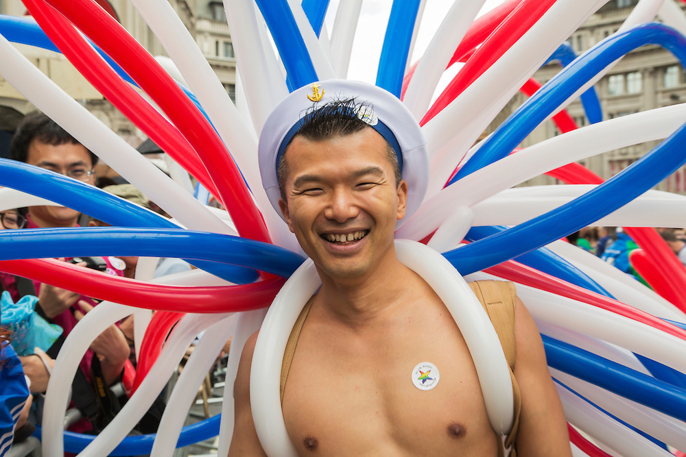 London Gay Pride 2014 <br />