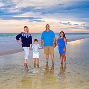 Speck Family Beach Photos