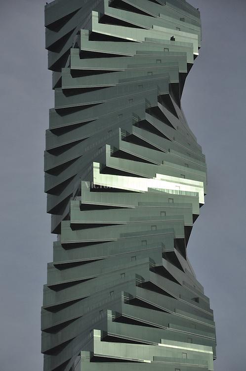 Revolution Tower. (Victoria Murillo/Istmophoto)