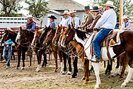 Ranch Rodeo, Ingomar, Montana, cowboys