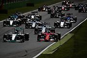 September 3-5, 2015 - Italian Grand Prix at Monza: F1 race start