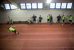 First training of NK Olimpija Ljubljana before spring season when presented Olimpija's new coach, on January 11, 2016 in ZAK stadium, Ljubljana, Slovenia. Photo by Vid Ponikvar / Sportida