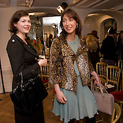 JASMINE GUINNESS; SAMANTHA CAMERON, The Launch of the Lanvin store on Mount St. Presentation and cocktails.  London. 26 March 2009