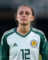 International Women's Friendly Matchs 2019 / <br /> Scotland v Iceland 1-2 ( La Manga Club - Cartagena,Spain ) - <br /> Jenna Fife of Scotland