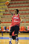 Taranto 19-05-2011<br /> Ritiro Nazionale Italiana Donne<br /> Allenamenti<br /> Nella foto Giorgia Sottana<br /> AUTORE : Agenzia Ciamillo-Castoria/ElioCastoria