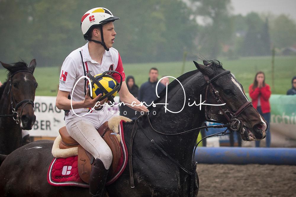 Wesemael Stijn, BEL, <br /> BK Horseball 2018<br /> © Sharon Vandeput<br /> 16:13:26