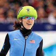 February 13, 2009 - 2010 Winter Olympics - Short Track