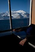 Skier - Randolph Rhea. Location - Jægervasstindene,  Lyngen Peninsula Norway