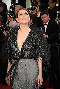 JULIANNE MOORE  - OPENING THE 68th CANNES FILM FESTIVAL - RED CARPET ' HIGH HEAD '<br /> ©Exclusivepix Media