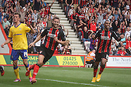 Bournemouth v Wigan Athletic 27/09/2014