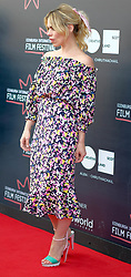 Edinburgh International Film Festival, Saturday, 23rd June 2018<br /> <br /> 'TWO FOR JOY' World Premiere<br /> <br /> Pictured:  Billie Piper<br /> <br /> (c) Alex Todd | Edinburgh Elite media