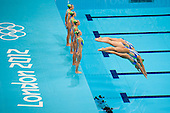 (London 2012) Olympic Synchronized  Swimming