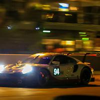 #94, Porsche Motorsport, Porsche 911 RSR, LMGTE Pro, driven by:  Romain Dumas, Timo Bernhard, Sven Muller, 24 Heures Du Mans  2018, , 13/06/2018,