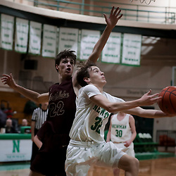 01-18-2019 Northlake at Newman - Boys Basketball JV
