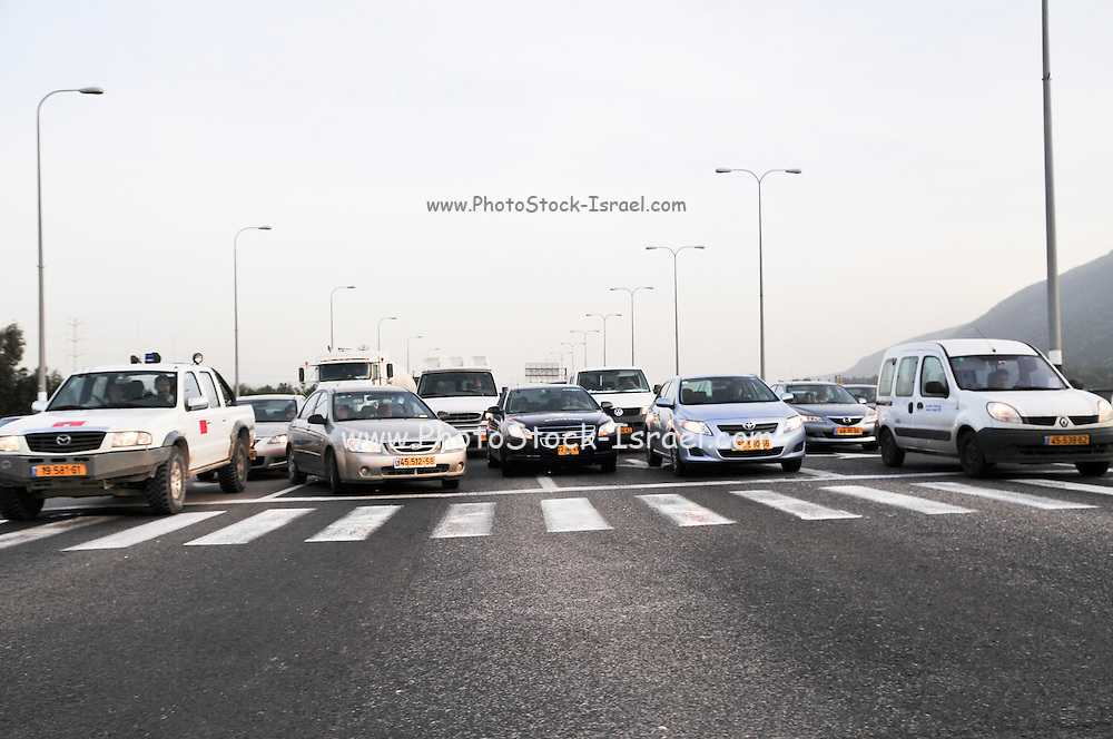 Israel, Heavy Traffic
