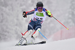 HOGAN Connor, LW9-1, USA, Men's Giant Slalom at the WPAS_2019 Alpine Skiing World Championships, Kranjska Gora, Slovenia