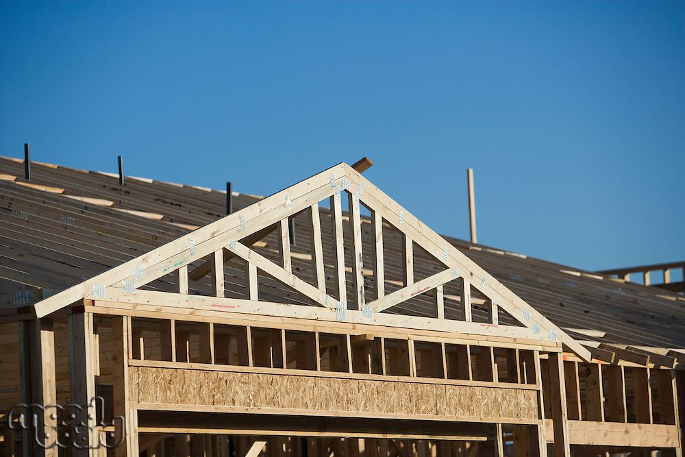 Building construction, detail