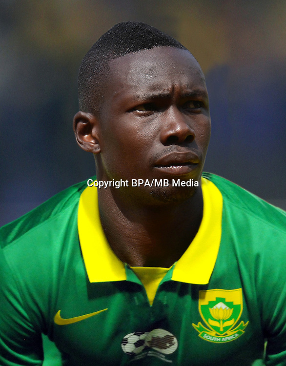 Fifa Men&acute;s Tournament - Olympic Games Rio 2016 - <br /> South Africa National Team - <br /> Erick Mathoho